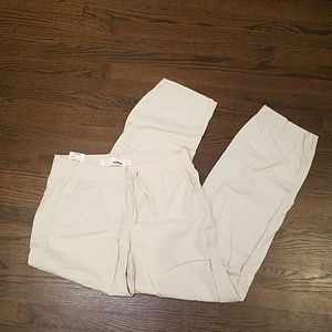 Sonoma straight mid rise pants
